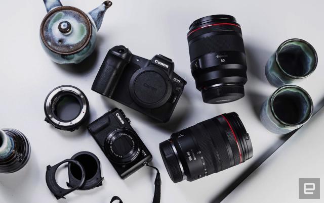 The best lenses for Canon RF mount