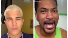 Justin Bieber x Will Smith: como brasileiros protagonizam a treta mais insana da quarentena