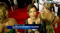 WLWT gets a spot on the red carpet at the Kentucky Derby