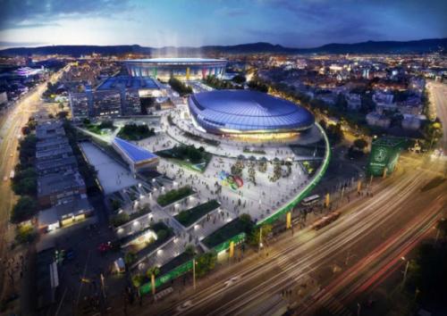 Opositores a Jogos 2024 em Budapeste afirmam ter apoio para realizar referendo
