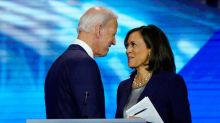 'This is so earth-shattering.' Florida Dems praise Biden's choice of Kamala Harris