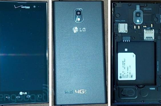 Optimus LTE II makes a cameo on Verizon as LG VS930 (Updated)