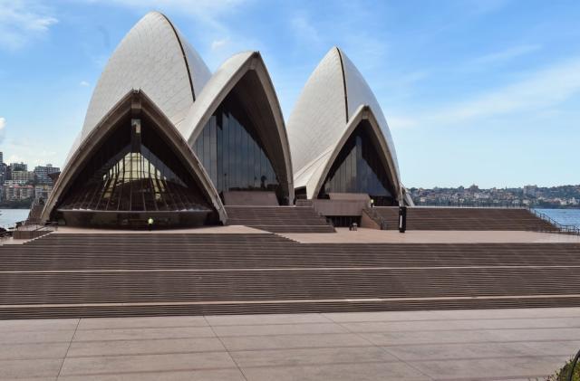 Google takes you on a 360-degree tour of the Sydney Opera House
