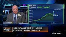 S&P 500 breaks above all-time closing high