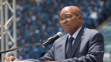 South Africa's Zuma condemns violence against foreigners
