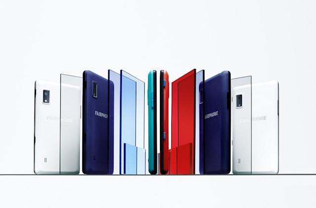Fairphone's ethical smartphone gets Android 7