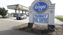UPDATE 2-Kroger sales, earnings miss as competition hurts