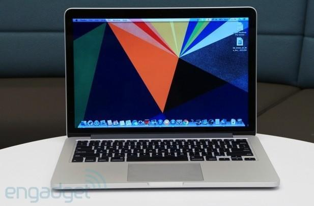 MacBook Pro with Retina display review (13-inch, 2013)