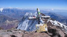 【美洲第一峰】阿根廷 阿空加瓜山 Aconcagua