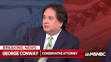 George Conway Nails GOP Hypocrisy: 'They'd Be Out For Blood' If Obama Did This