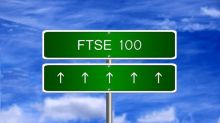FTSE 100 grinds higher during the Friday session