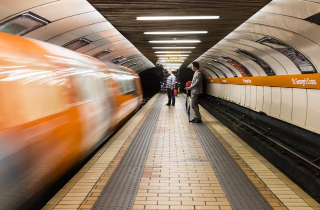 Glasgow subway trains will be the UK's first with no staff