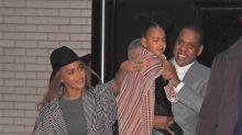 ¿Cómo es en las distancias cortas la hija de Beyoncé y Jay Z?