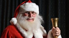 Britain's 'longest serving santa' says he has no plans to retire after 50 years in the business