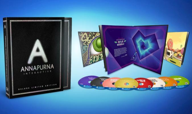 Annapurna Interactive PS4 box set