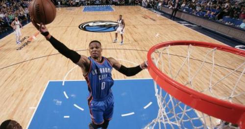Basket - NBA - Oklahoma City renversant à Dallas, Utah solide contre New Orleans