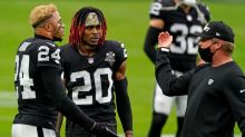 Raiders will rely heavily on high-pick defensive backs to 'take it up a notch or two'