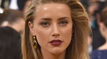 Amber Heard Has The Most Beautiful Face In The World, Says Science