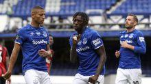 El Everton, sin James, elimina al equipo de Beckham en la Copa de la Liga