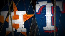 Astros vs. Rangers Highlights