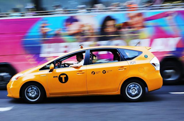 Uber and Lyft hoped 'rainy day' fund would relax NYC regulations