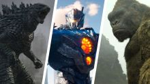 Pacific Rim could crossover with Godzilla and King Kong