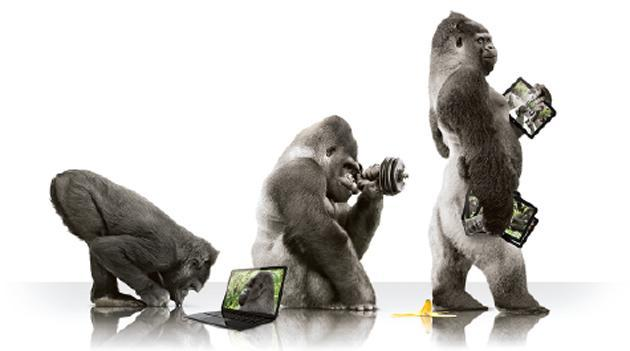 El nuevo Gorilla Glass matará los gérmenes de tu pantalla