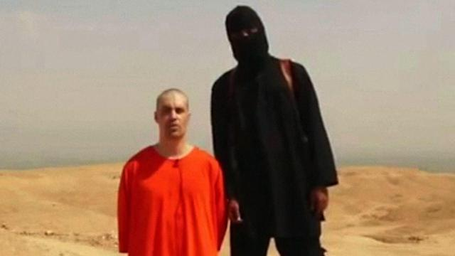 Islamic State Claims Killing of Journalist James Foley