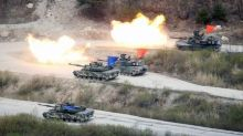 U.S. says joint South Korea war games not on the negotiating table