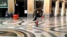 Italie: la porte des rêves s'ouvre pour une fillette passionnée de danse