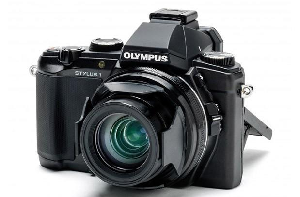 Olympus' $700 Stylus 1 compact tempts enthusiasts with 28-300mm constant f/2.8 lens