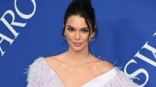Kendall Jenner Cuddles Up to Rumored Boyfriend Ben Simmons at Khloe Kardashian's Party