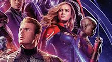 Captain Marvel joins the team for epic new 'Avengers: Endgame' trailer