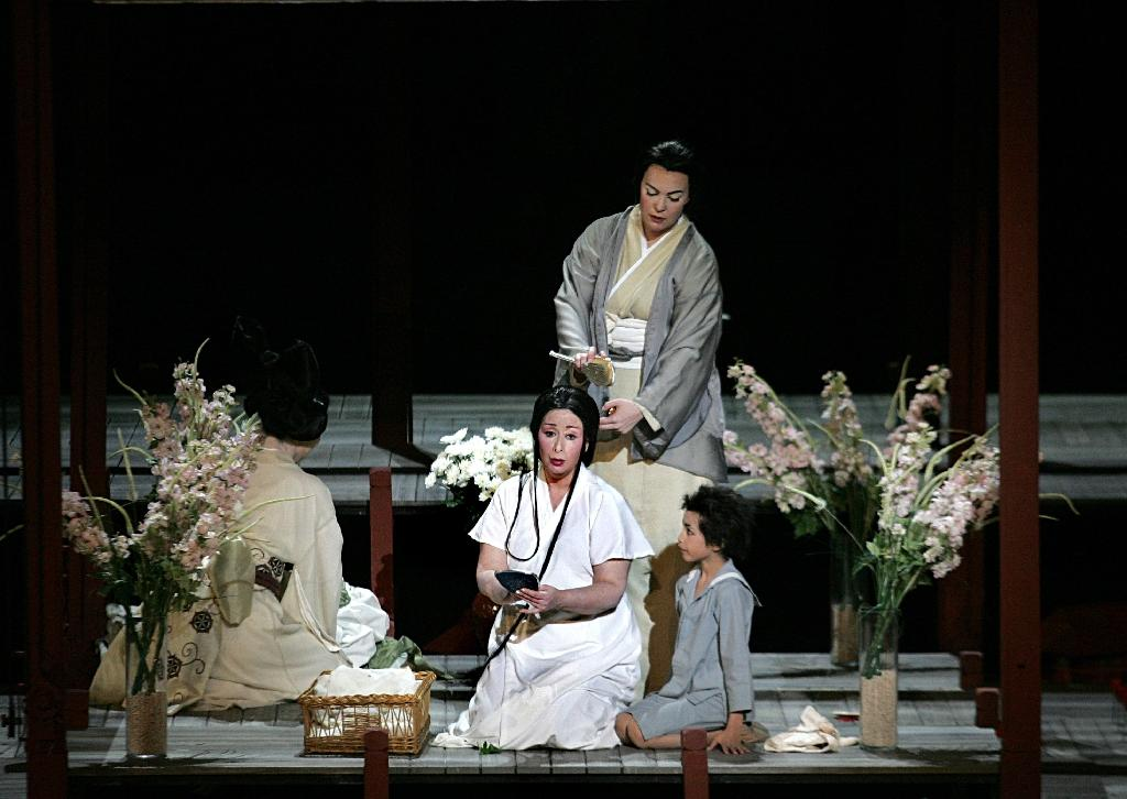 Original Madame Butterfly in Milan, 112 years later
