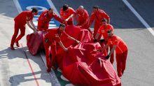 """F1: Pilotos da Ferrari e Binotto lamentam """"pior conclusão possível"""" para GP em casa"""