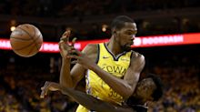 Kevin Durant says Clippers are running a 'gimmick defense' vs. Warriors