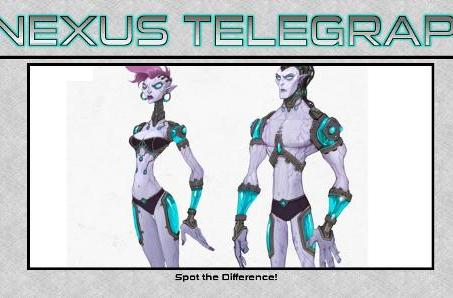 The Nexus Telegraph: WildStar's great big sexist elephant in the room