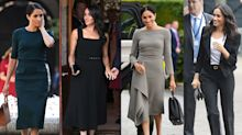 Vote for your favourite Duchess of Sussex outfit from her Dublin tour