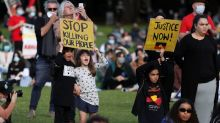 Australians widen protests backing Black Lives Matter, indigenous people
