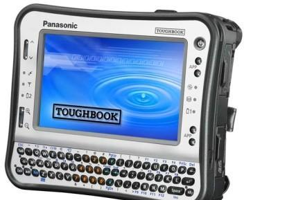 Panasonic Toughbook CF-U1 gets fully detailed, landing in August