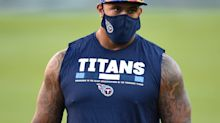 Watch: Titans' Rodger Saffold already crushing weights, preparing for 2021