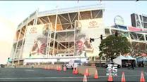 Levi's Stadium Prepares For First 49ers Game In New Home