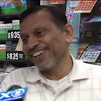 'Lucky' New Jersey Store Busy Ahead of Record Mega Millions Drawing
