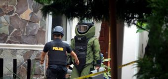 Indonesian church attacker 'obsessed with IS leader'