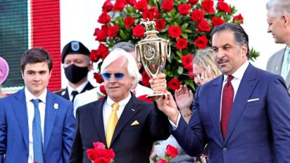 Horse racing-Kentucky Derby winner Medina Spirit fails drugs test