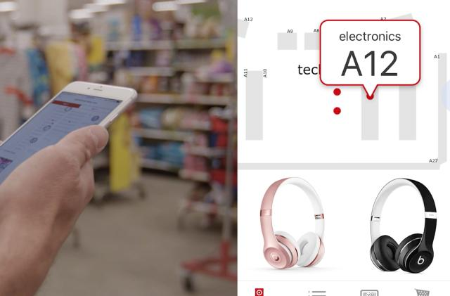 Target's app will soon guide you to the item you're looking for