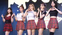 [MD PHOTO]韓國女團 Yellow Bee新專輯發售showcase