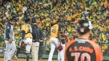 中職/台灣大賽第7戰兄弟背水一戰 還將挑戰首次紀錄