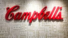 Campbell Soup shares jump on strong quarterly snack sales, improved margins