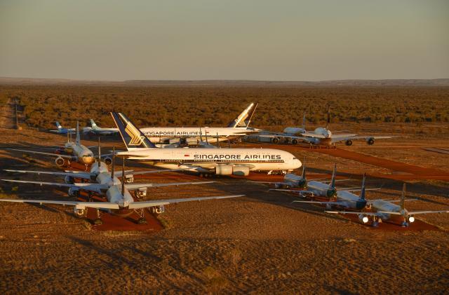COVID-19 killed the era of 'big' flying